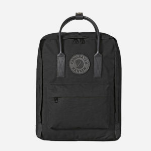 Plecak Fjallraven Kanken Black No 2. Mini Black Edition