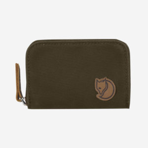 Portfel Fjallraven Card Holder Dark Olive