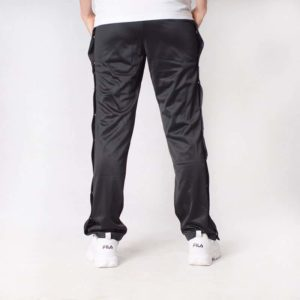 Spodnie Fila Geralyn Button Black