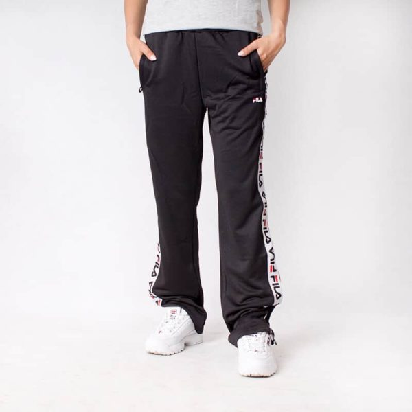 Spodnie Fila Thora Track Pants Black