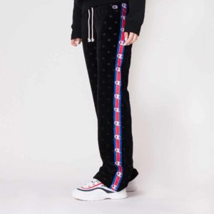 Spodnie Champion Wide Leg Pants nbk/all