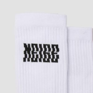Skarpetki Neige Socks S&S White