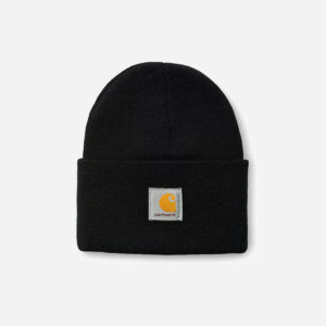 Czapka Carhartt WIP Acrylic Watch Hat Black