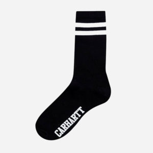 Skarpetki Carhartt WIP College Socks Black White