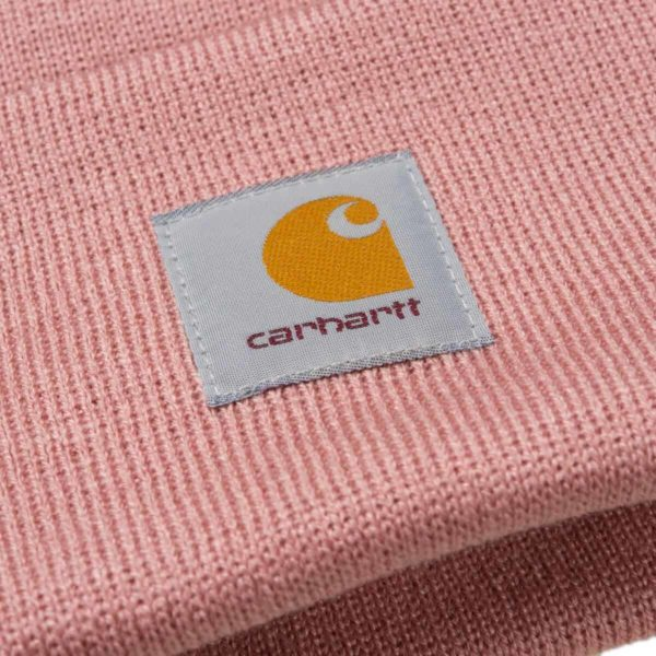 Czapka Carhartt WIP Watch Hat Soft Rose
