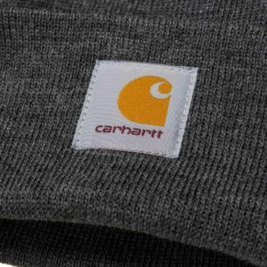 Czapka Carhartt WIP Acrylic Watch Hat Dark Grey Heather