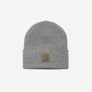 Czapka Carhartt WIP Acrylic Watch Hat Grey Heather