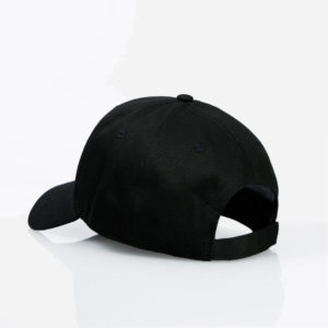Czapka Fila Dad Cap F-Box Black