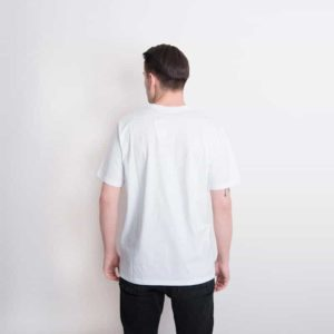 Koszulka Carhartt WIP Contrast Pocket T-Shirt White Dark Navy
