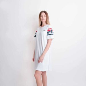 Sukienka Fila Steph Dress Bright White