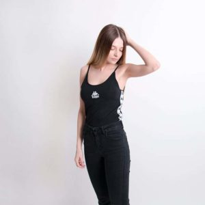 Top Kappa Elif Black