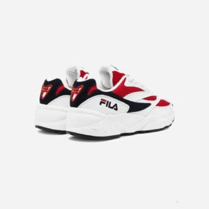 Buty Fila V94M Low Wmn White Navy Red