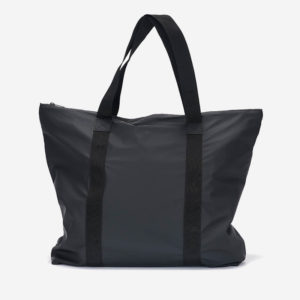 Torba Rains Tote Bag Rush Black