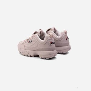 Buty Fila Disruptor low wmn Rose Smoke