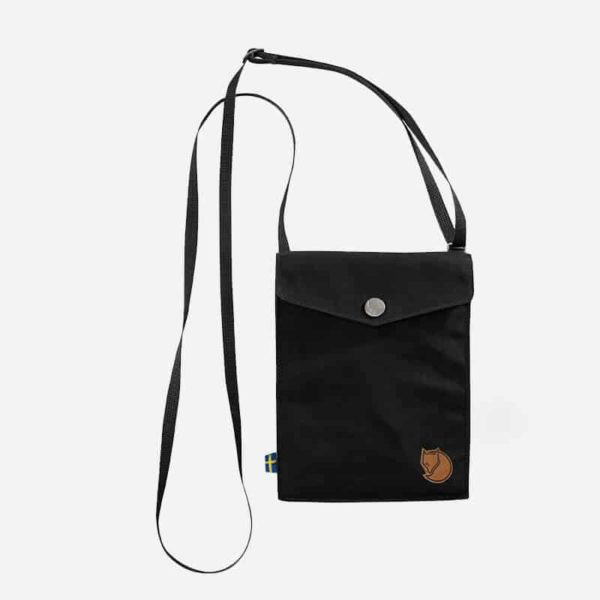 Torba Fjallraven Pocket Black