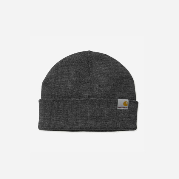 Czapka Carhartt WIP Stratus Hat Low Dark Grey Heater