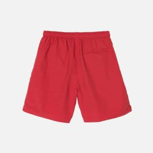 Spodenki Stussy Stock Water Short Red