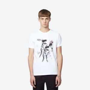 Koszulka Neige Blessing T-Shirt White