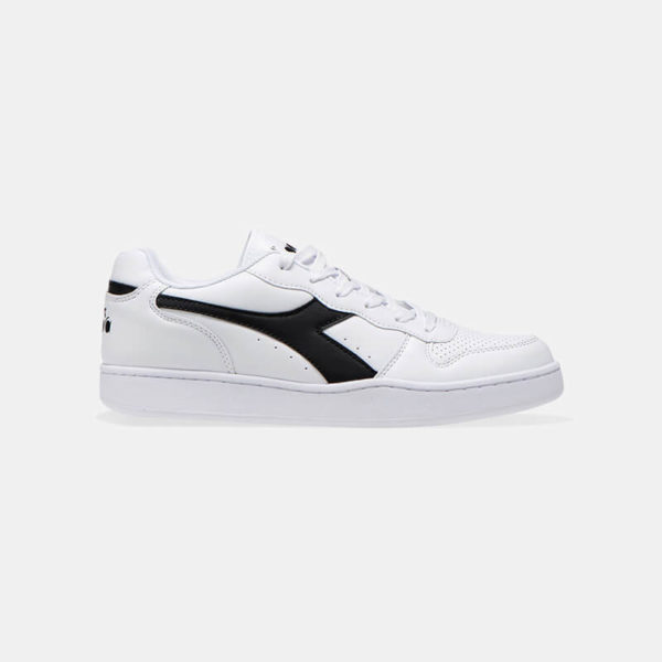Buty Diadora Playground White Black