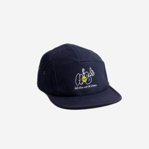 Czapka House Of Banks Bloom 5 Panel Navy