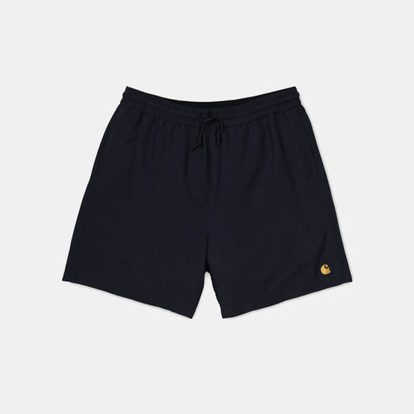 Szorty Carhartt WIP Chase Swim Trunk Black